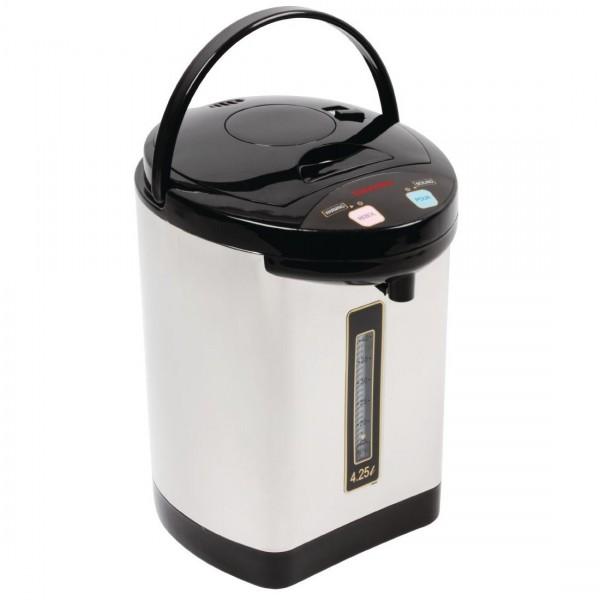 Bouilloire à pompe électrique compacte Caterlite 4L