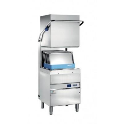 Lave-vaisselle à capot professionnels CLEAN 1280