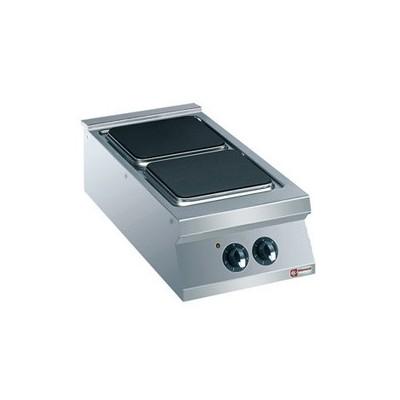 Cuisinière 2 plaques électriques