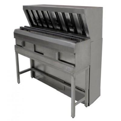 Grill Japonais charbon 800mm