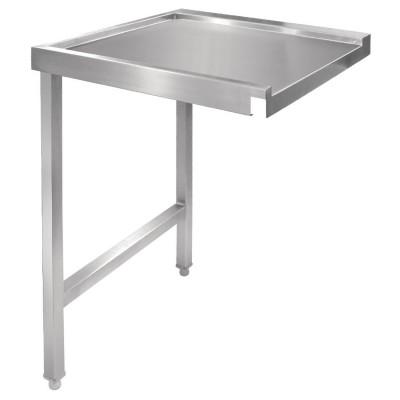 Table de sortie pour lave-vaisselle 1100mm