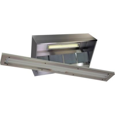 Luminaire encastré tube neon 18 W D